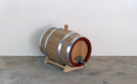4.5ℓ Oak Barrel