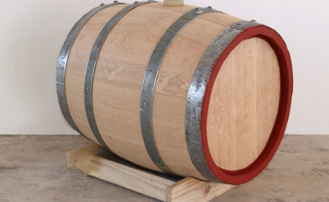 50ℓ Oak Barrel