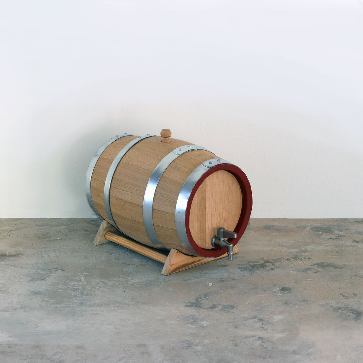 9ℓ Oak Barrel