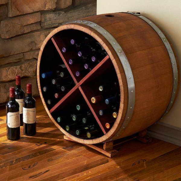 Barrel-Wine-Rack