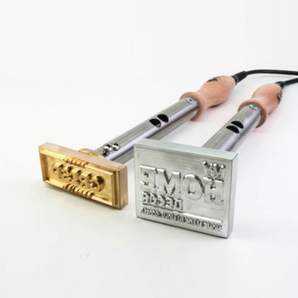 Electric Heated Branding Irons
