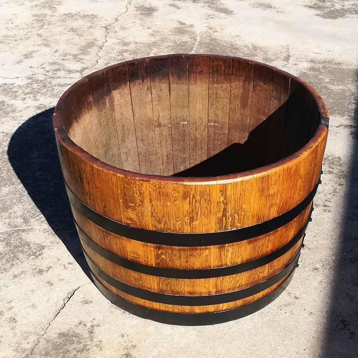Used Half Barrel Sa Wine Barrels